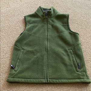 Boys fleece vest
